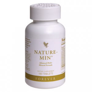 Forever Living Nature Min (180 Tablet)